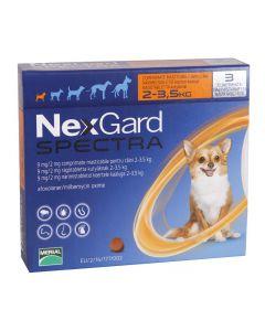 NEXGARD SPECTRA XS